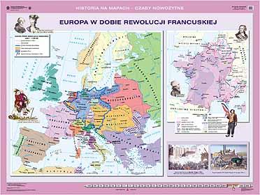 Europa W Epoce Absolutyzmu Oswieceniowego Europa W Dobie Rewolucji